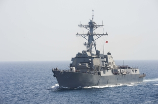 USS William P. Lawrence (DDG 110)