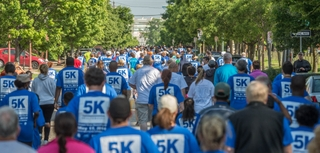 Newport News Shipbuilding 5K Draws Hundreds