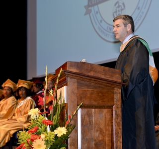 An Achievable Dream Commencement Speech