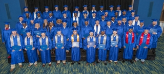Ingalls Shipbuilding Apprentice School Class of 2014