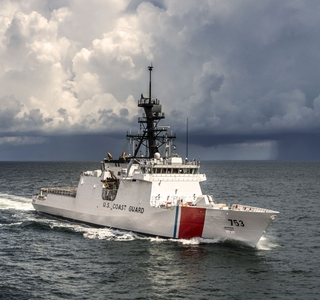 Video Release--Ingalls Shipbuilding Completes Successful Builder's Sea Trials on Fourth National Security Cutter