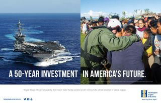 A 50-Year Investment in America's Future.