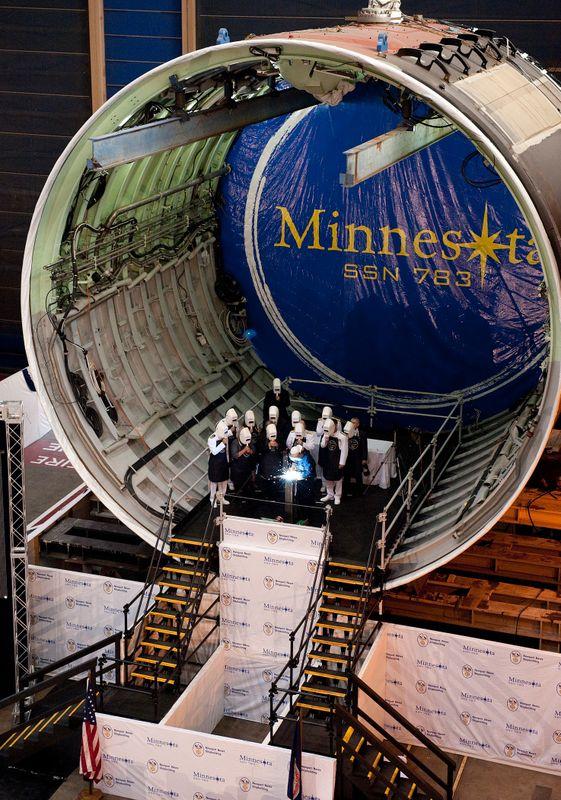 Minnesota Keel Authentication