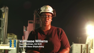 Tougher Than Steel: Vontrease Williams
