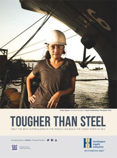 Tougher Than Steel: Ashley Nguyen