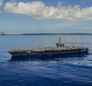 Photo Release -- HII Awarded Advanced Planning Contract for USS George Washington (CVN 73)