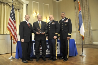 Ingalls Receives ProPatria Award