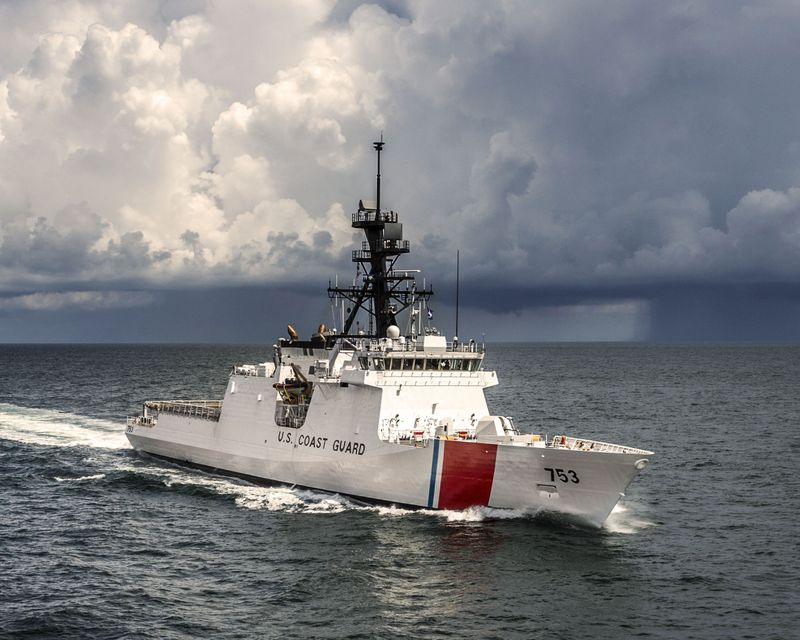 National Security Cutter Hamilton (WMSL 753)