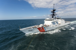 National Security Cutter James