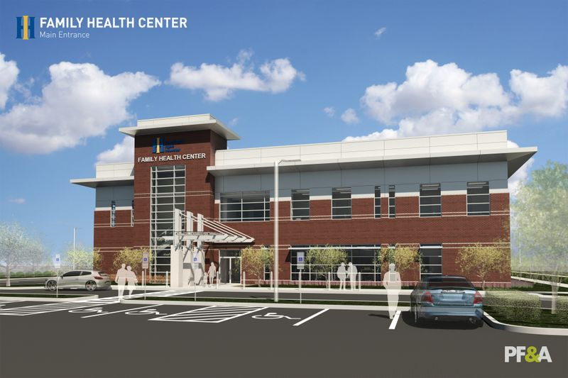 HII Family Health Center at Newport News Shipbuilding