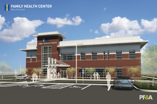 HII Family Health Center at Newport News Shipbuilding