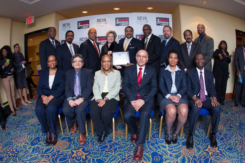 Huntington Ingalls Industries Named Top Supporter of HBCUs