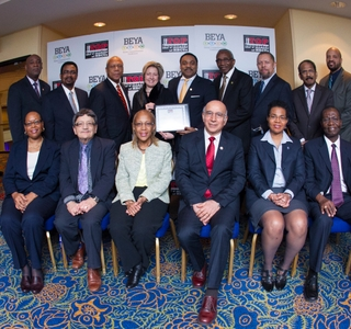 Photo Release--Huntington Ingalls Industries Named Top Supporter of HBCUs