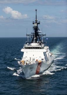 NSC James (WMSL 754) Completes Acceptance Sea Trials