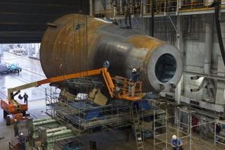 Indiana (SSN 789) Shipbuilder
