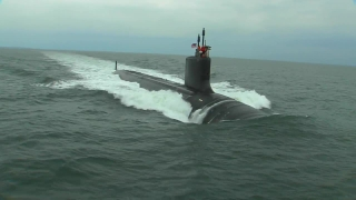 John Warner (SSN 785) Sea Trials Highlights