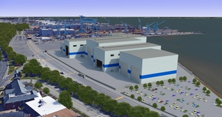 Joint Manufacturing Assembly Facility (JMAF) Rendering