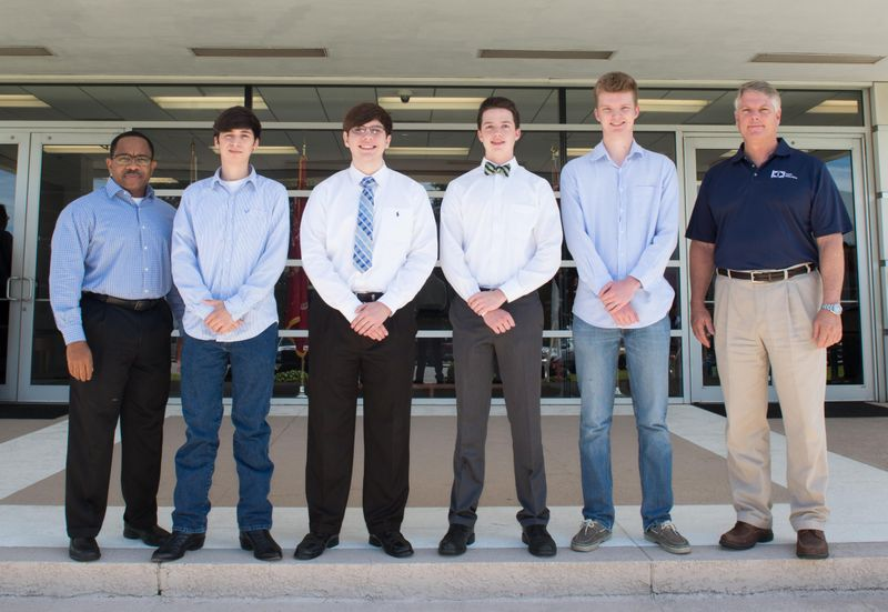 Ingalls Awards Merit Scholarships