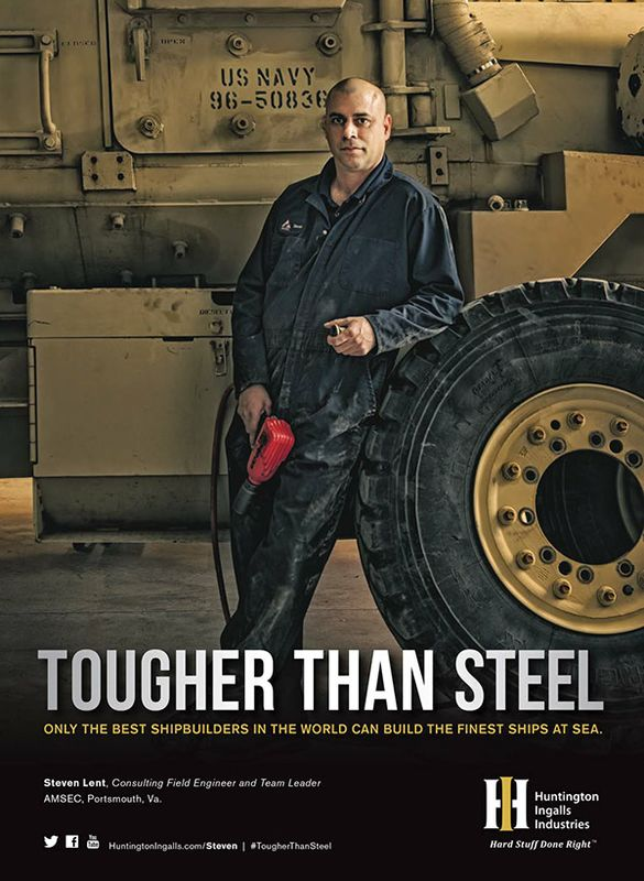 Tougher Than Steel: Steven Lent