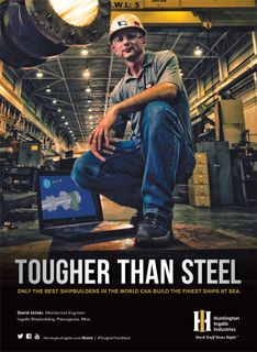 Tougher Than Steel: David Joiner