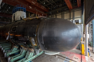 Washington (SSN 787) in MOF