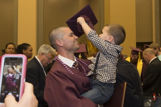 The Apprentice School at Newport News Shipbuilding Celebrates Graduation