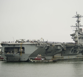 Photo Release--HII to Continue RCOH Planning for USS George Washington (CVN 73)