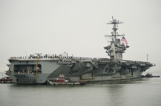 USS George Washington (CVN 73)