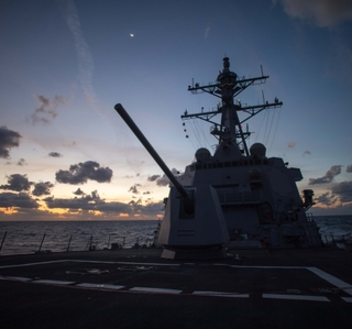 Video Release--Destroyer John Finn (DDG 113) Successfully Completes Acceptance Trials