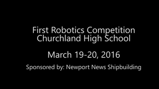 FIRST Robotics Competition - B-Roll