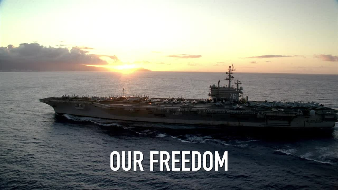 The Shape of Freedom