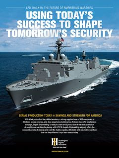 LX(R): The Future of Amphibious Warships