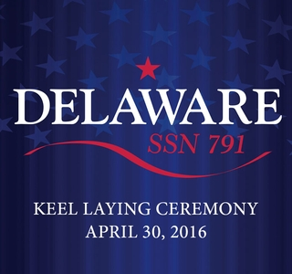 Media Advisory--Newport News Shipbuilding To Lay the Keel for Virginia-Class Submarine Delaware (SSN 791)