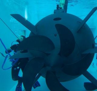 Photo Release--HII's Dual-Mode Undersea Vehicle Proves Reliable And Mission-Ready During Endurance Testing