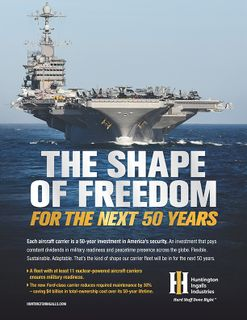The Shape of Freedom for the Next 50 Years