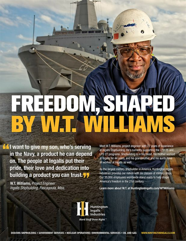 Freedom, Shaped by W.T. Williams