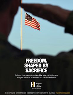 Freedom, Shaped by Sacrifice