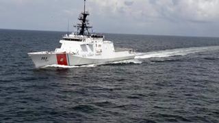 NSC 4 Hamilton Sea Trials B-Roll