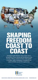 Shaping Freedom Coast to Coast