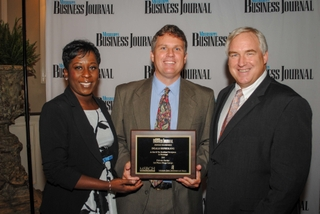 Ingalls Earns Healthiest Workplace Award
