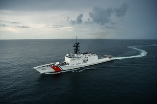 National Security Cutter Munro Successfully Completes Builder's Sea Trials