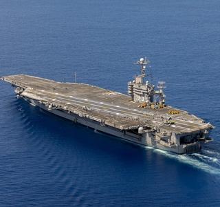 Photo Release--Huntington Ingalls Industries Awarded $52 Million Modernization Contract for USS Harry S. Truman (CVN 75)