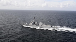 John Finn (DDG 113) Alpha Trials