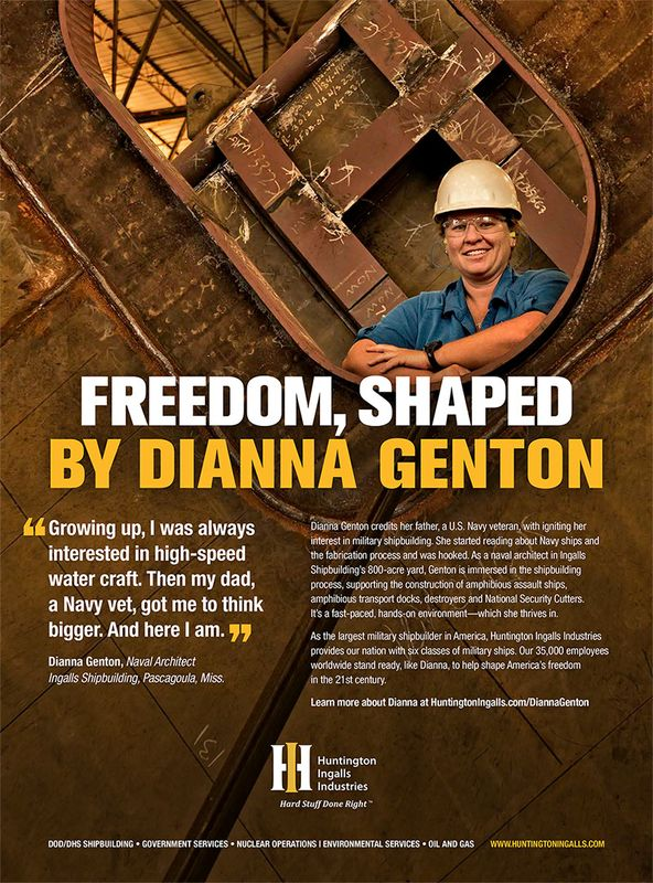 Freedom, Shaped by Dianna Genton