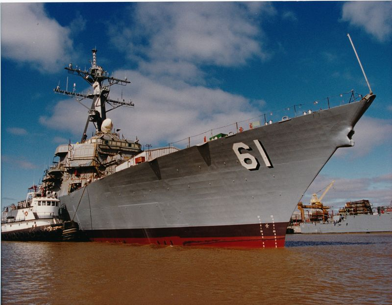 USS Ramage (DDG 61)