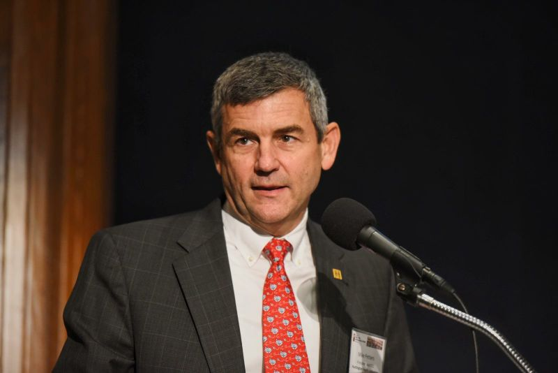 Mike Petters Speaks at U.S. Manufacturing and Public Policy Conference