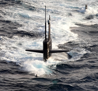 Photo Release--Huntington Ingalls Industries Awarded Planning Contract for USS Helena (SSN 725) Maintenance