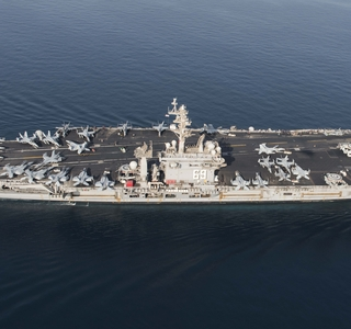 Photo Release--Huntington Ingalls Industries Awarded Planning Contract for USS Dwight D. Eisenhower (CVN 69)