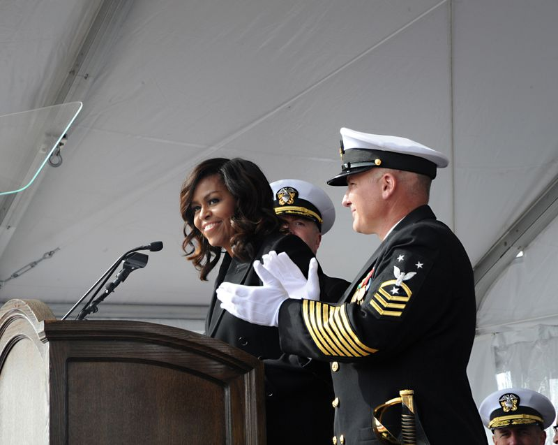 USS Illinois (SSN 786) Commissioning Ceremony