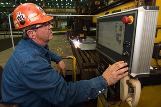 Ingalls Starts Fabrication on DDG 123